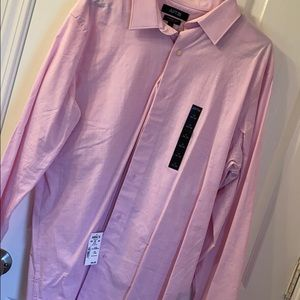 *NWT* APT.9 - Pink Button-up shirt